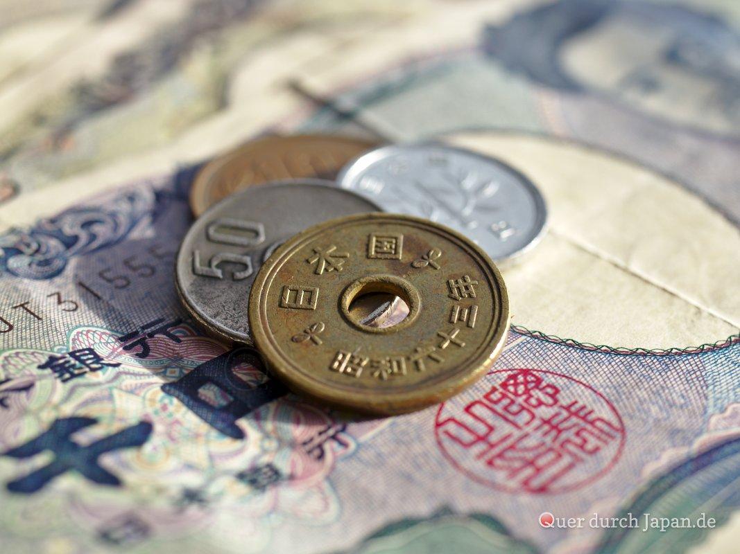 japan geld währung